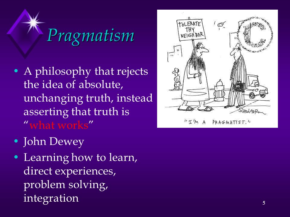 pragmatism in government essay This article argues that it would be not only possible, but also prudent, for the field of public management to reclaim the philosophy of john dewey as a guiding ethos for its practice in dewey's view, the democratic community is responsible for ensuring that each person's capacity for participation and self-government is fully developed.