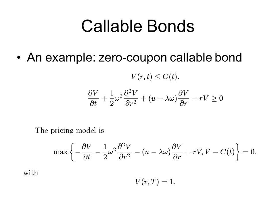 0 coupon bond