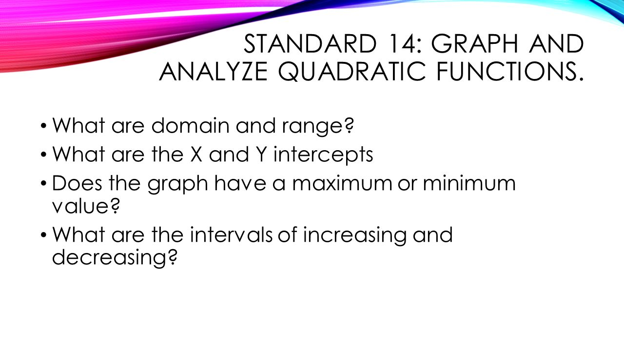 Quadratic equations and their applications ppt video online download 3 standard falaconquin