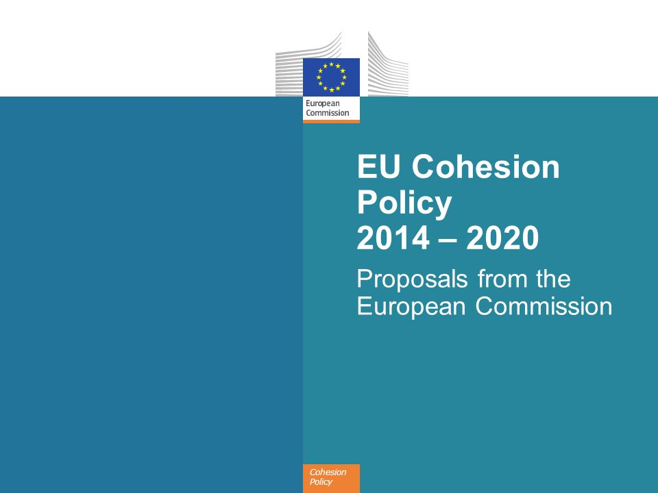 Proposals from the European Commission