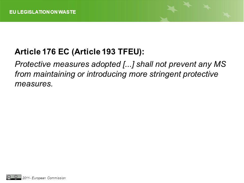 Article 176 EC (Article 193 TFEU):