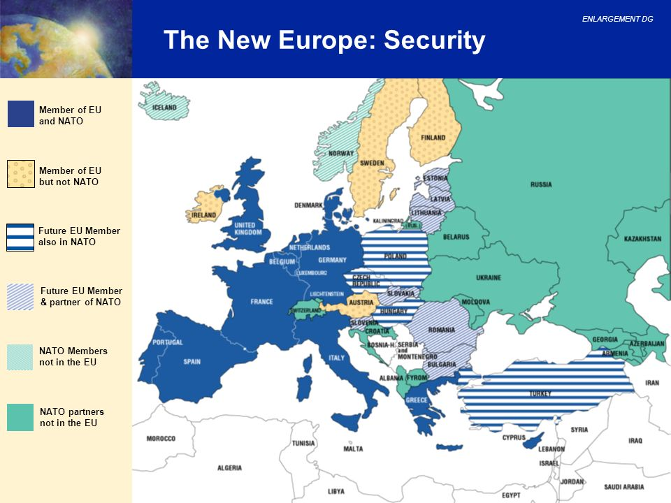 The New Europe: Security