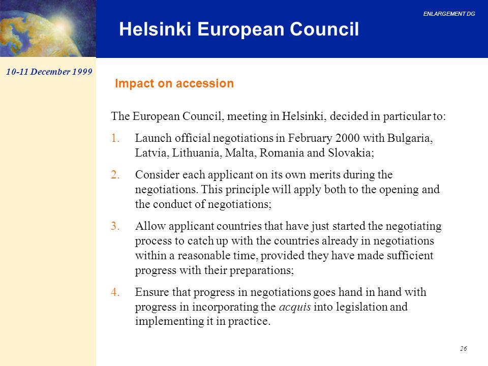 Helsinki European Council