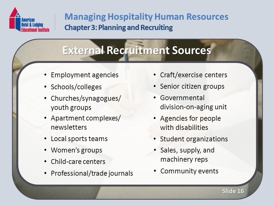 hospitality management skills and competencies Hospitality management school of management 2008 hospitality management educators vs the industry: specific skills or competencies for the students are often an.