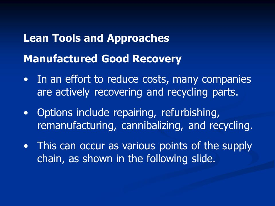 Advantages & Disadvantages of Lean Production