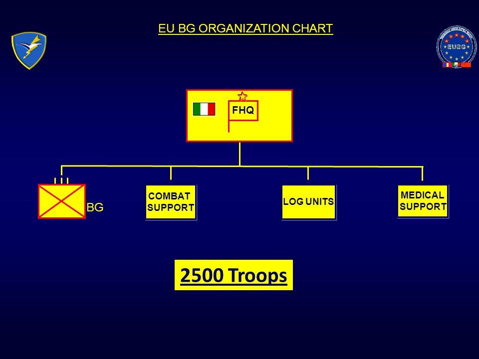 EU BG ORGANIZATION CHART