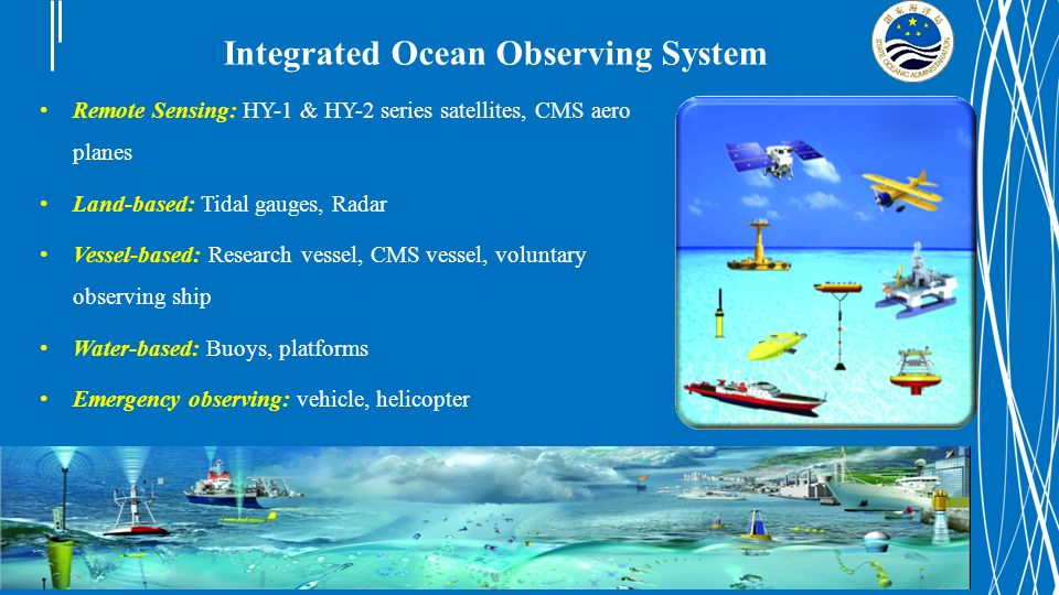 Oceanic Observation Network In China Ppt Download