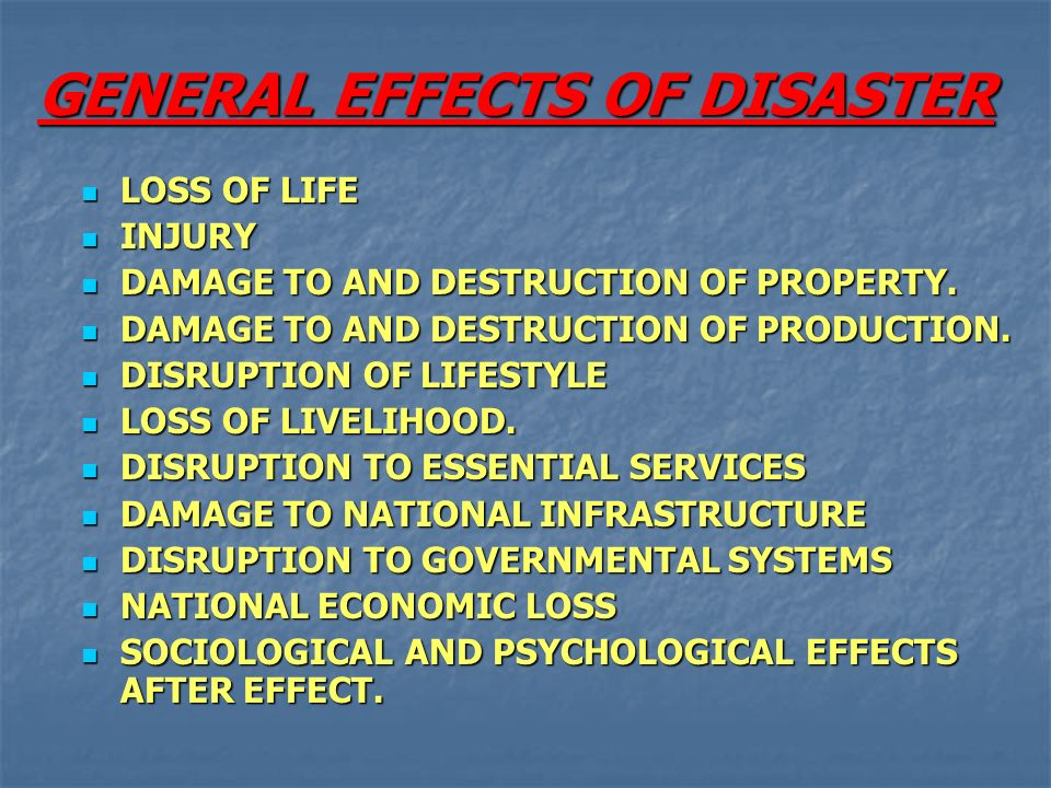 Hazards And Disaster Management Ppt Video Online Download
