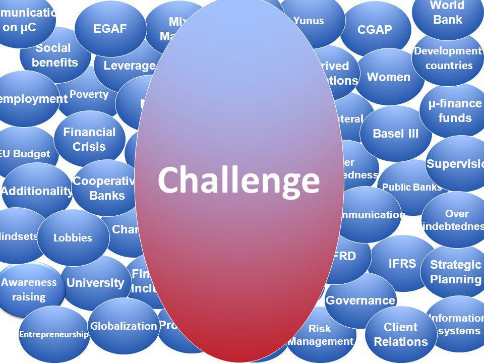 Challenging Micro-credit