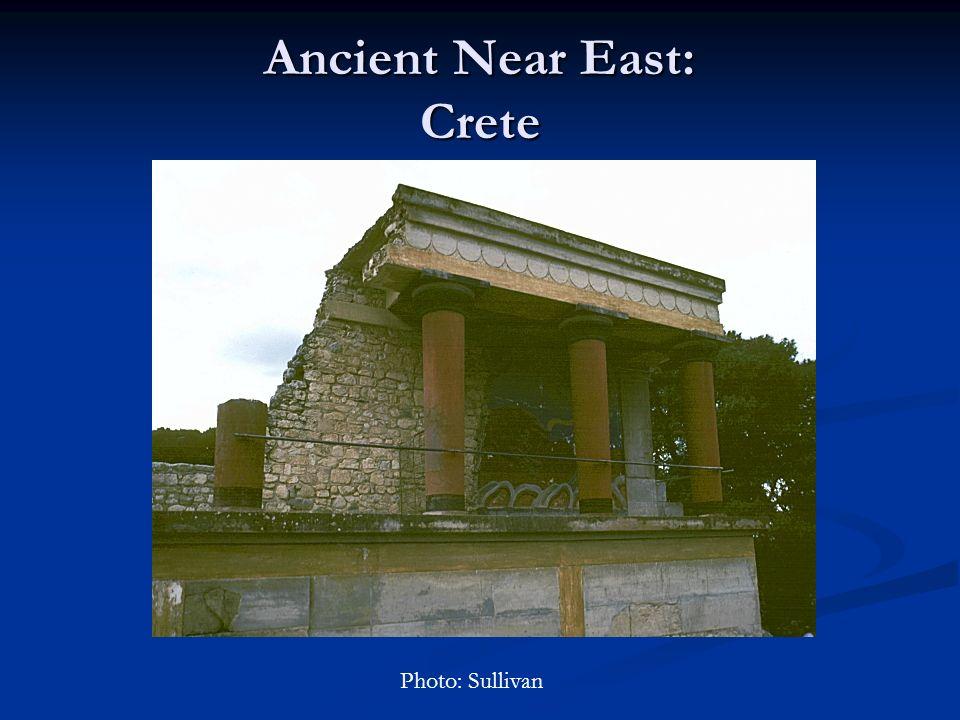 Ancient Near East: Crete