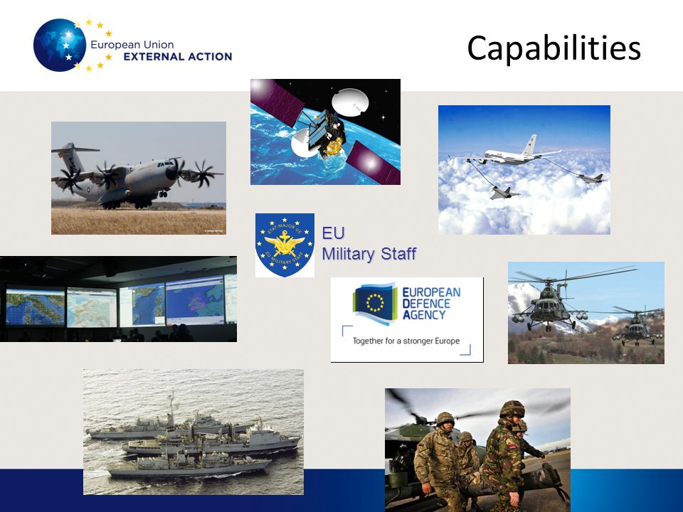 Capabilities EU Military Staff