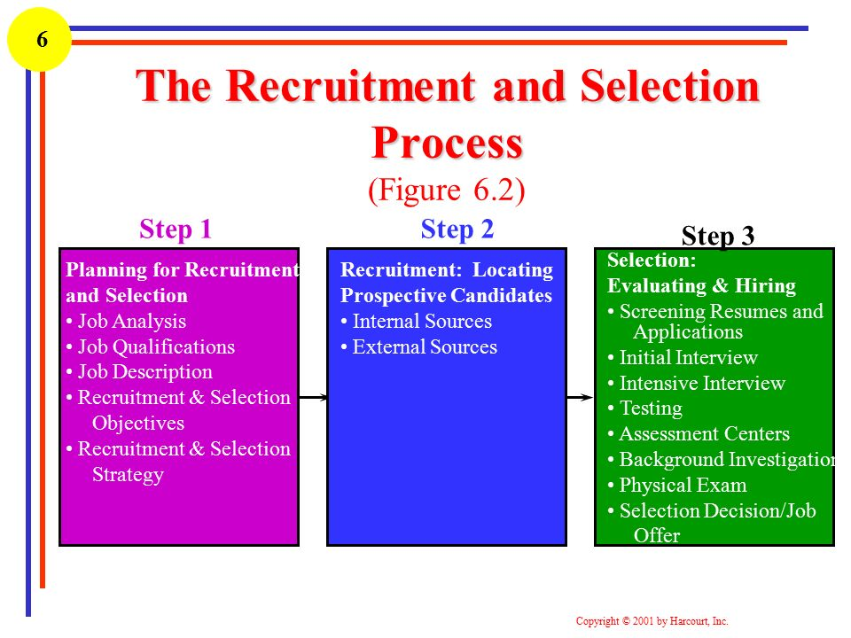 Recruitment Strategy and Job Offer Process - Research Paper Example