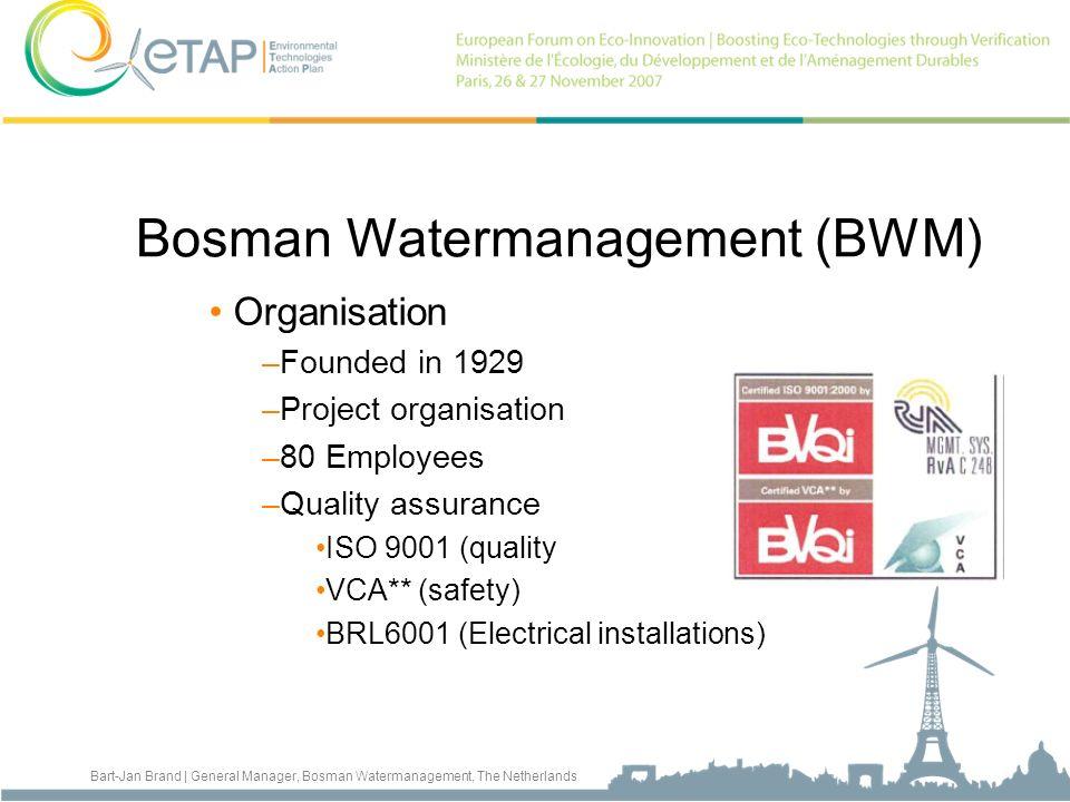 Bosman Watermanagement (BWM)