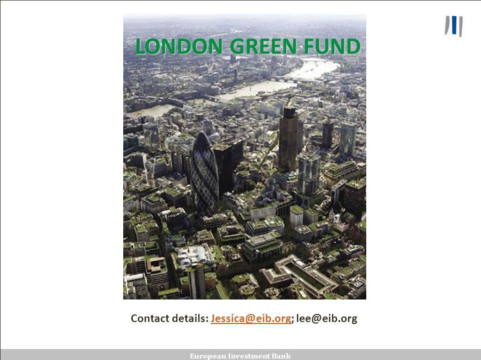 Contact details: Jessica@eib.org; lee@eib.org