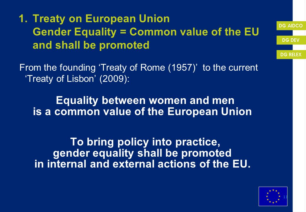 is a common value of the European Union
