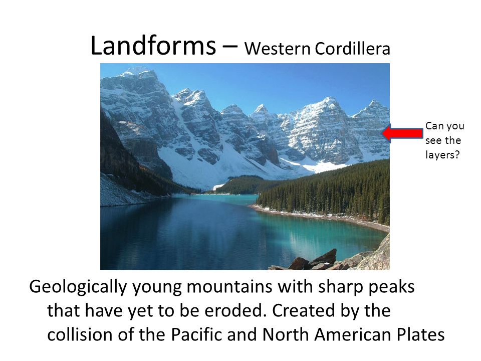 Landforms Ppt Video Online Download