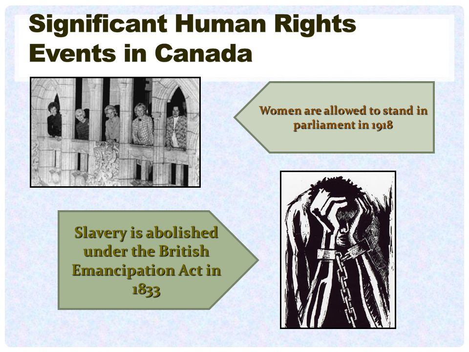 Slavery is abolished under the British Emancipation Act in 1833