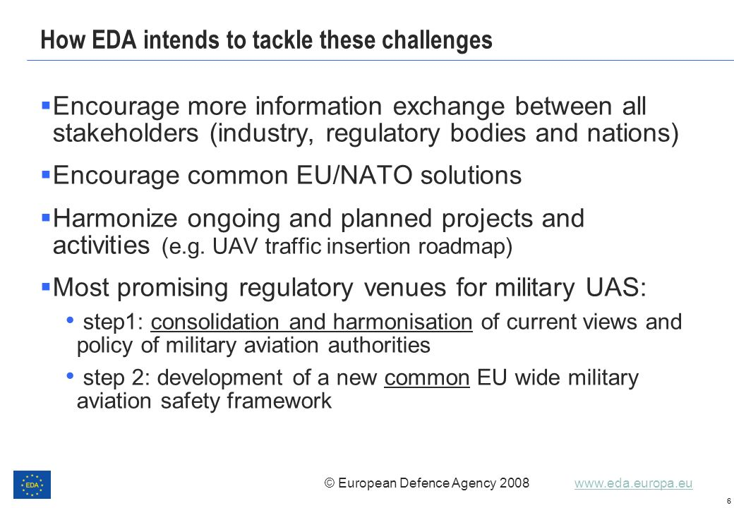 How EDA intends to tackle these challenges