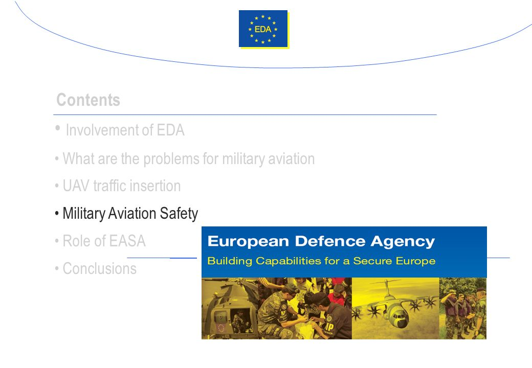 Involvement of EDA Contents