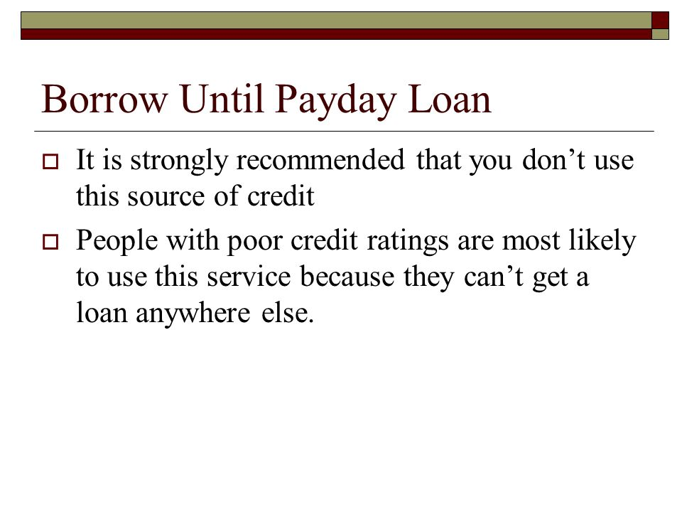 Payday loan sf ca photo 2