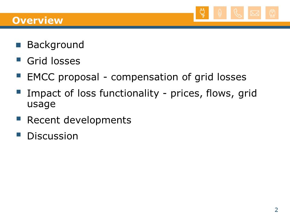 EMCC proposal - compensation of grid losses