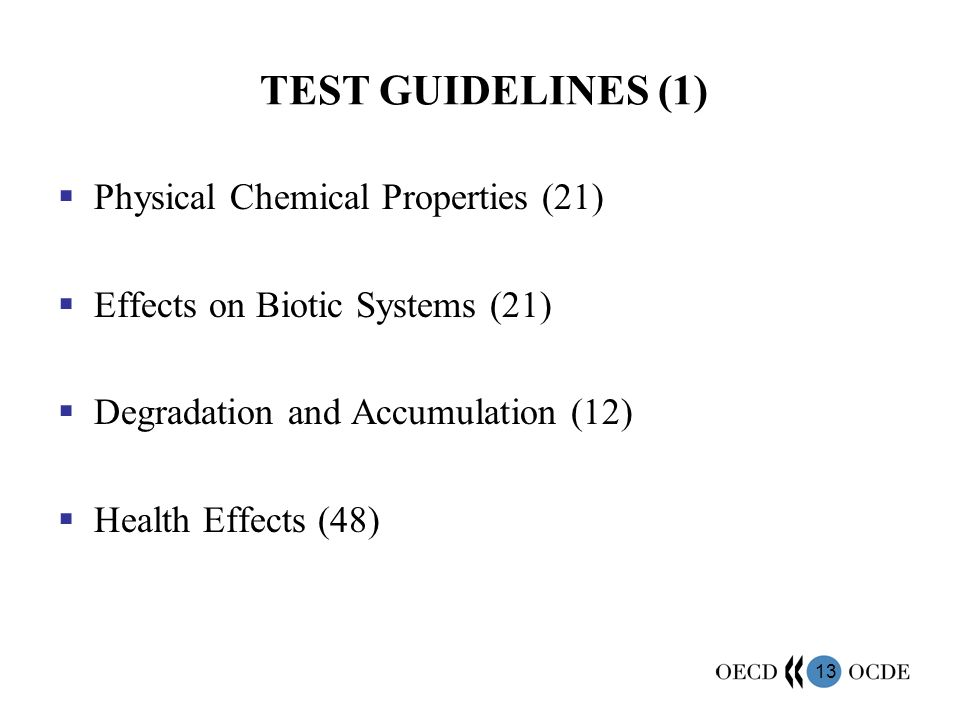 Physical Chemical Properties (21) Effects on Biotic Systems (21)