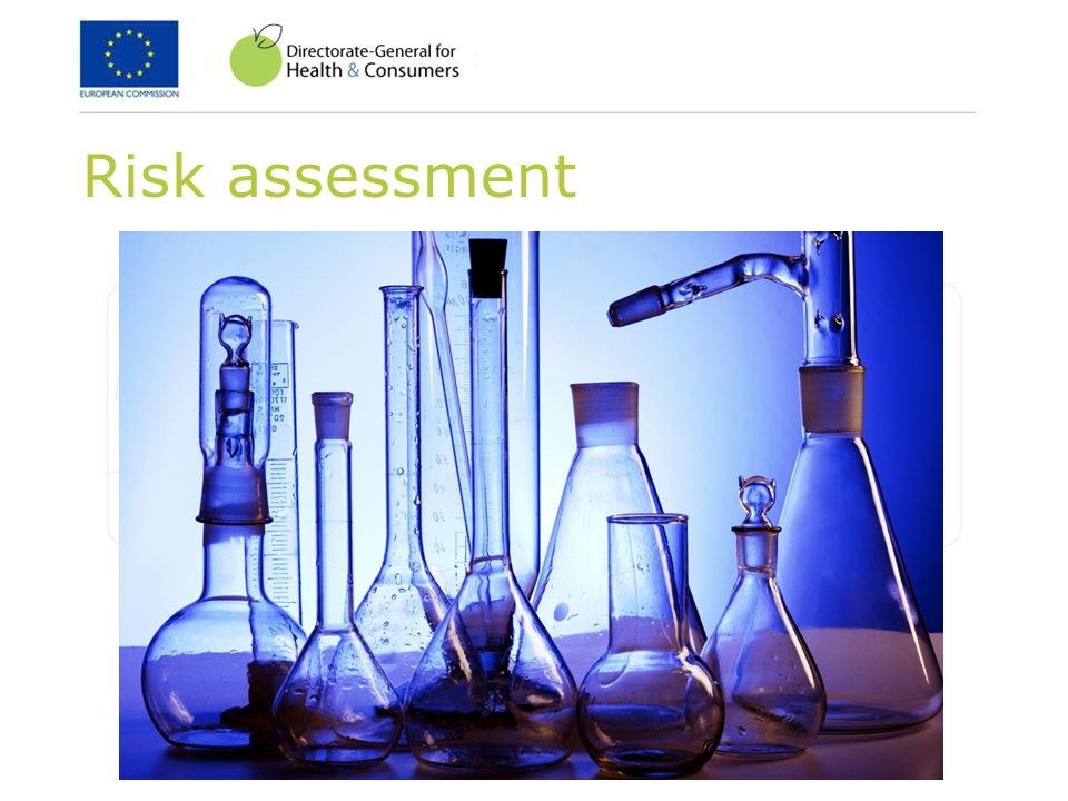 Risk assessment Smaller Does not necessarily mean more toxic