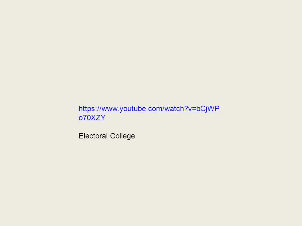 the electoral college pros cons alternatives ppt video online 6