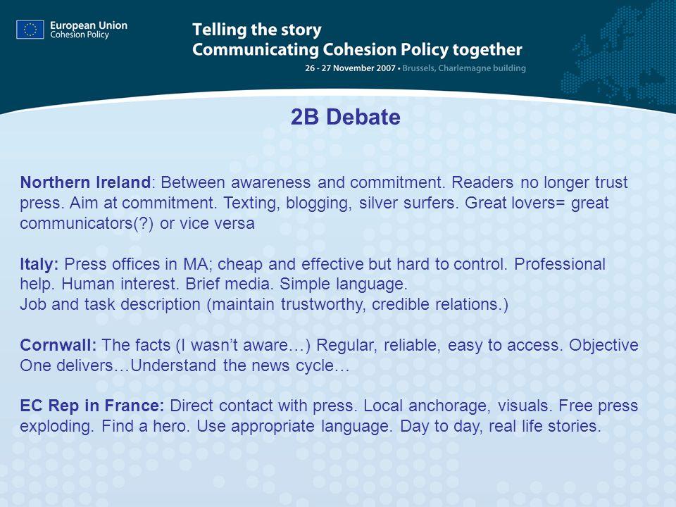 2B Debate