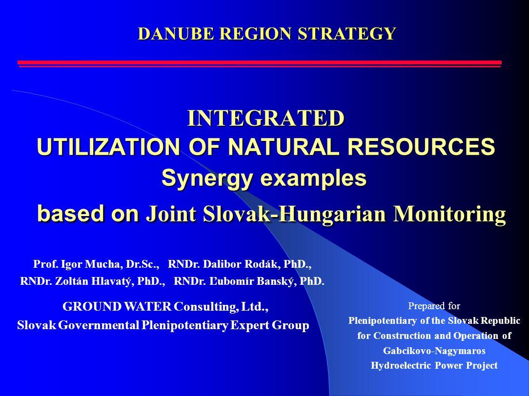 DANUBE REGION STRATEGY