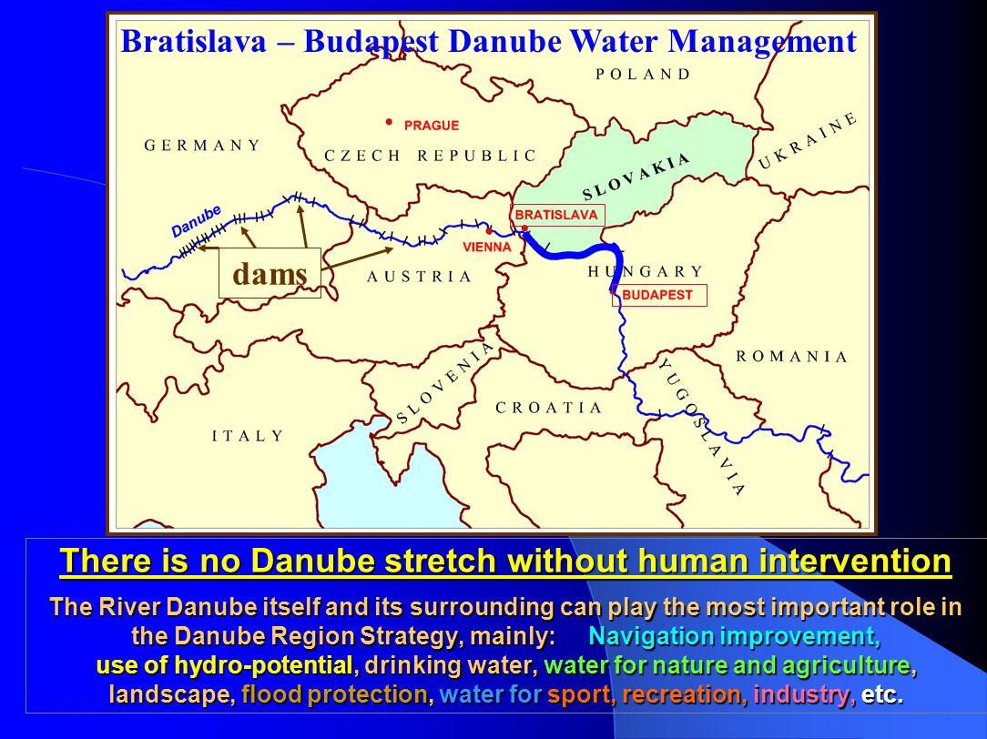 Bratislava – Budapest Danube Water Management
