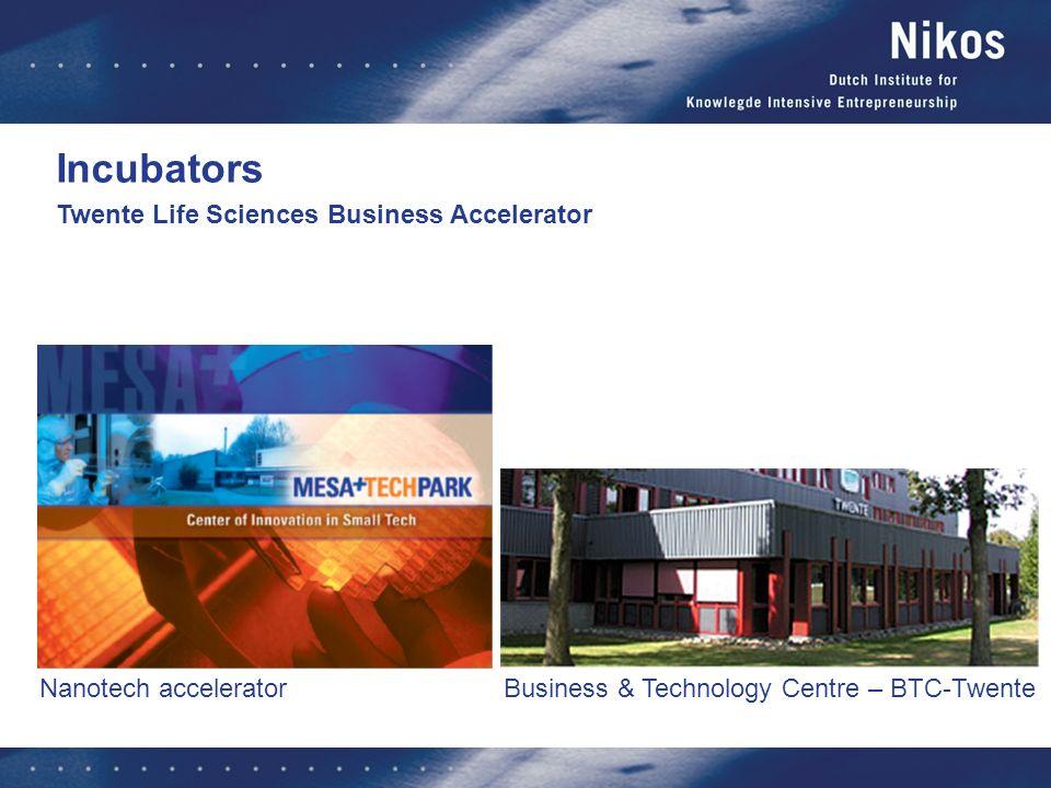 Incubators Twente Life Sciences Business Accelerator