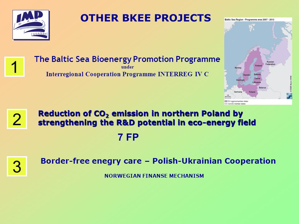 Interregional Cooperation Programme INTERREG IV C