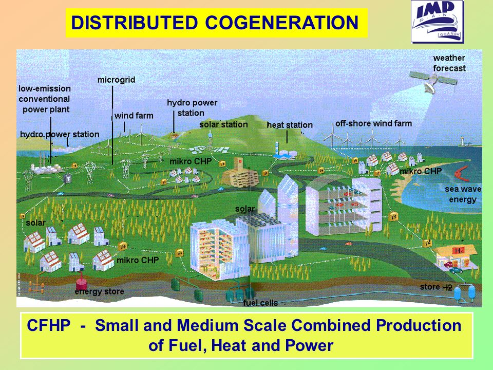 CFHP - Small and Medium Scale Combined Production
