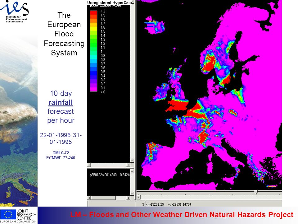 The European Flood Forecasting System