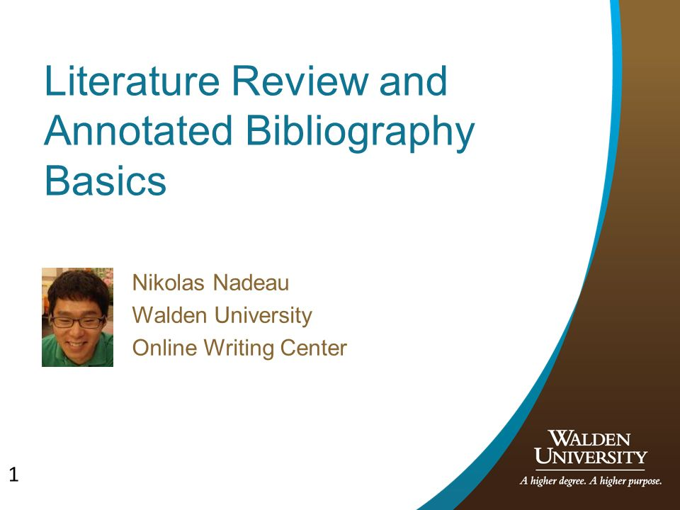 annotated bibliography online