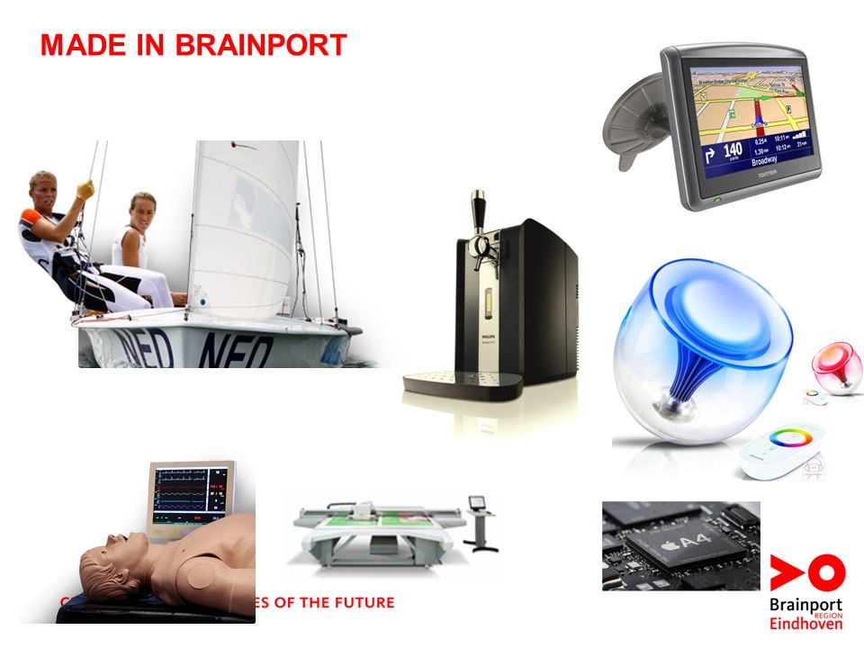 MADE IN BRAINPORT Made in Brainport nu