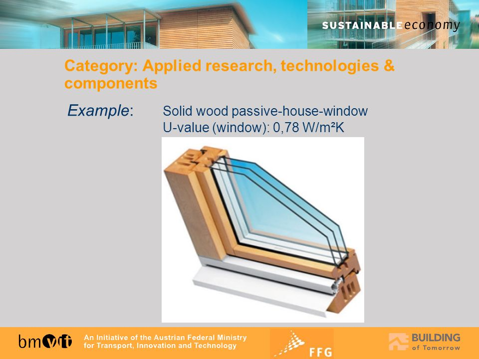 Category: Applied research, technologies & components