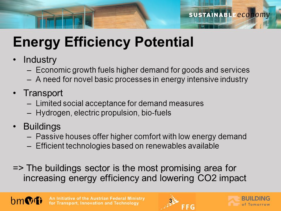 Energy Efficiency Potential