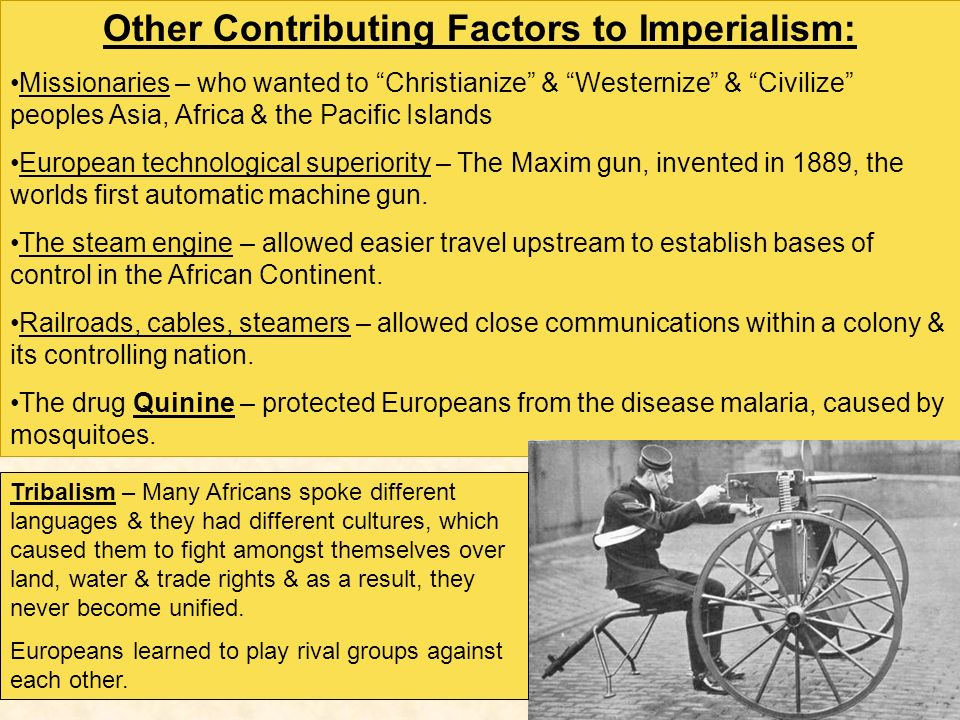 the three major factors that started the american imperialism Start studying american imperialism learn vocabulary what were the three factors that fueled american american war ship that was blown up in the harbor.