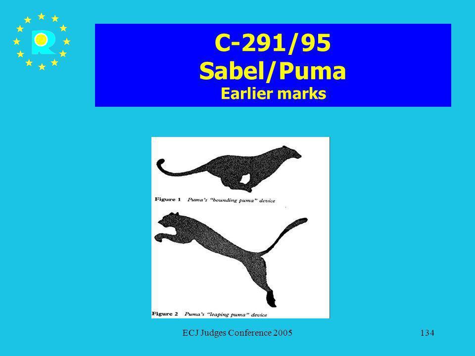 C-291/95 Sabel/Puma Earlier marks