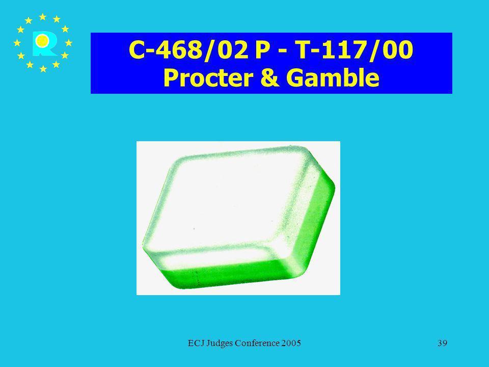 C-468/02 P - T-117/00 Procter & Gamble