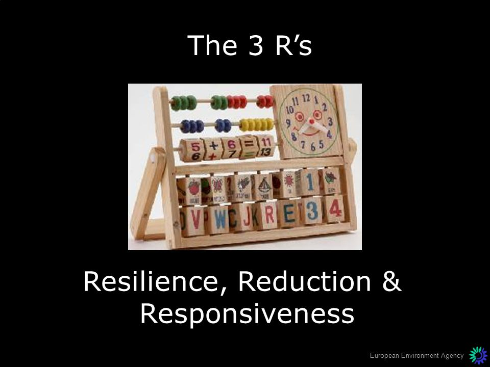 Resilience, Reduction &