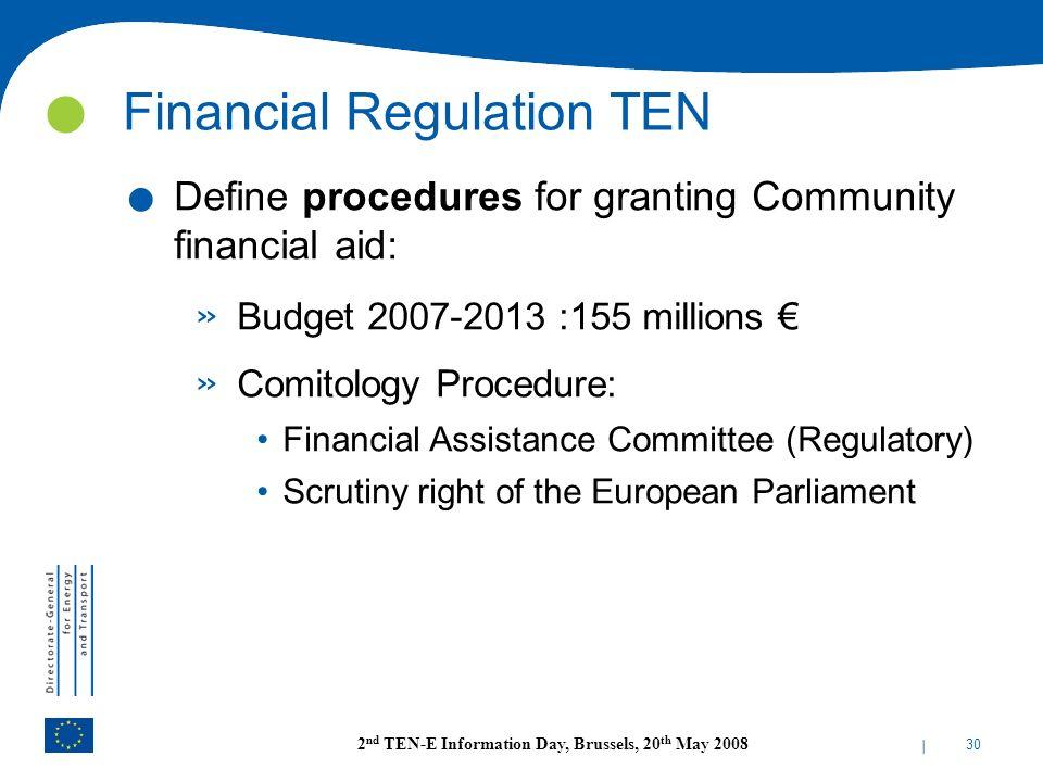 Financial Regulation TEN