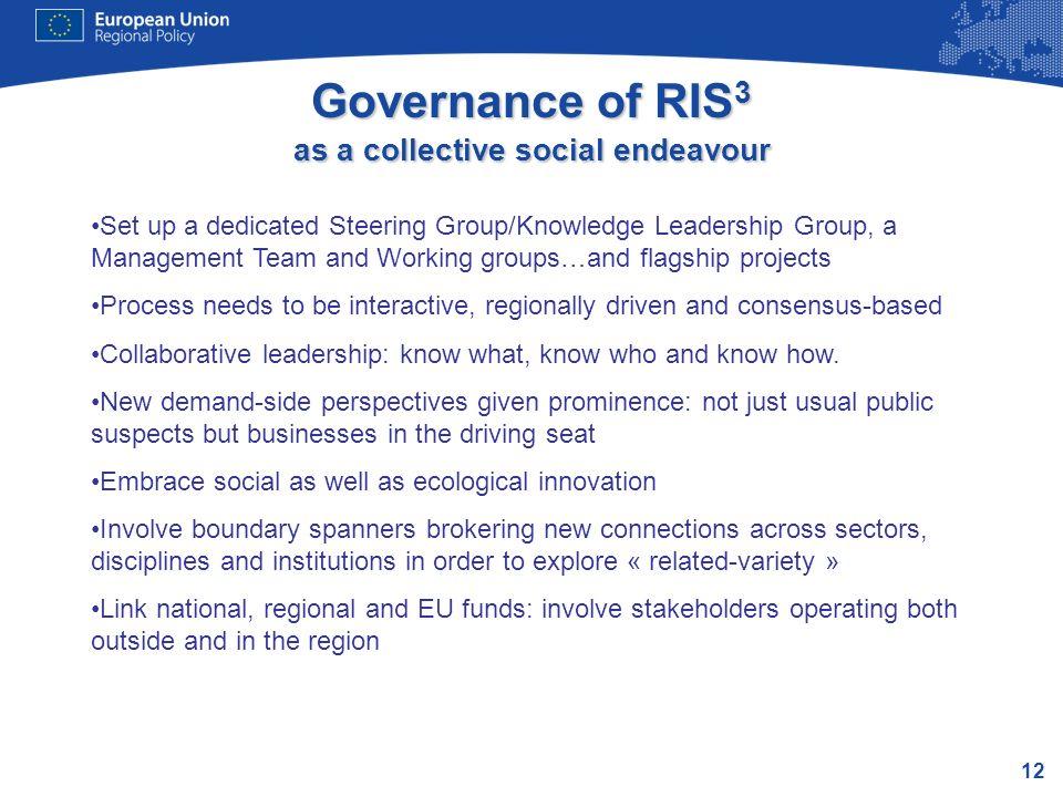 as a collective social endeavour