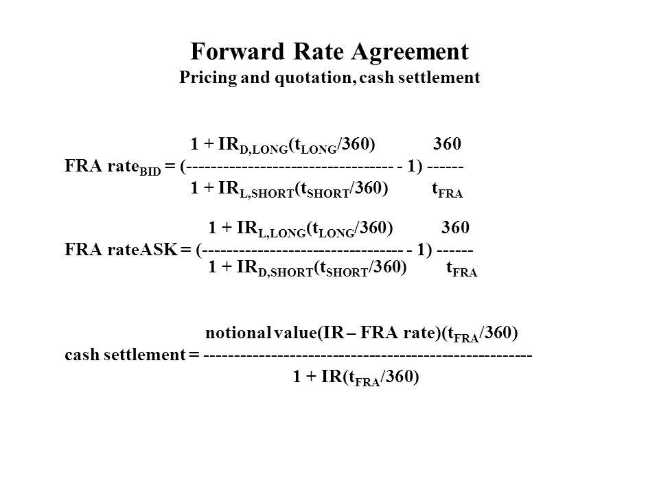 International financial services i karel bruna ppt video online 4 forward rate agreement platinumwayz