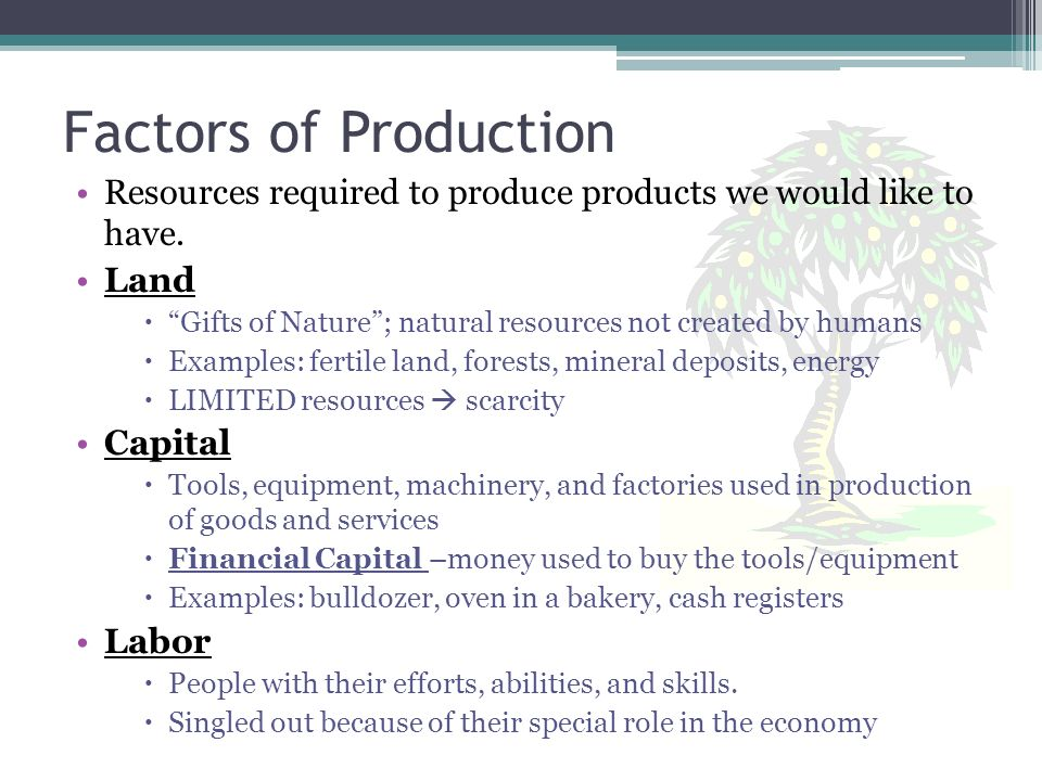 Factors Of Production Germany Coursework Service
