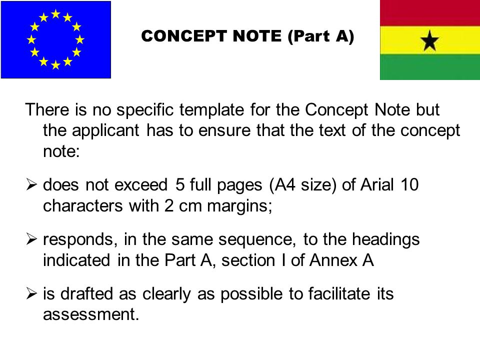 is drafted as clearly as possible to facilitate its assessment.
