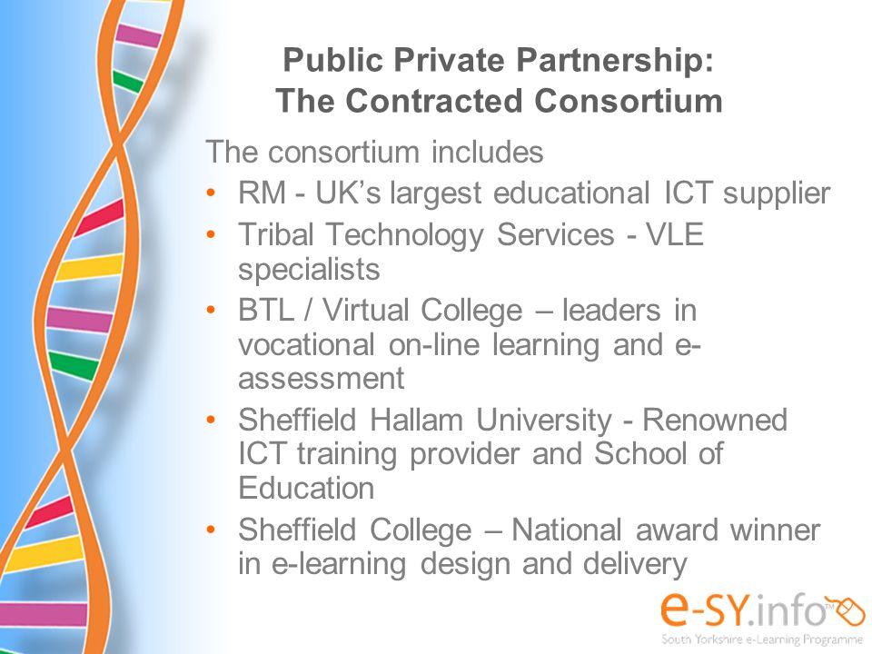 Public Private Partnership: The Contracted Consortium