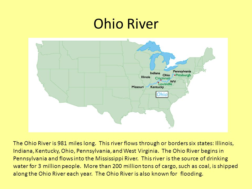 Exploring US Rivers And Mountain Ranges Ppt Video Online Download - Map of us rivers and mountains